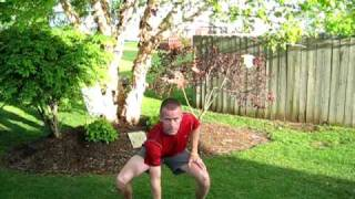 How to do a One Arm Dumbbell Snatch
