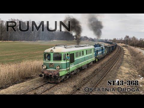 Rumun - Ostatnia droga ST43-368 (060Da - the last way)