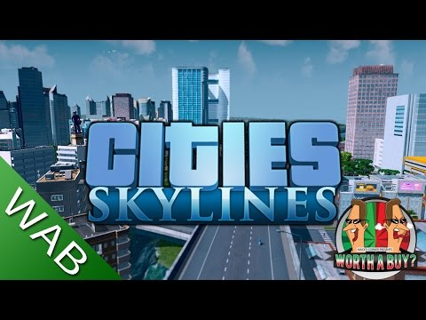 Cities: Skylines - Tour of the Timelapse City (The Imperial Valley)