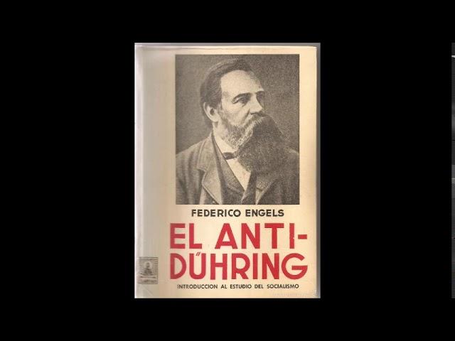 Fryderyk Engels -Anty Duhring. Odcinek 1