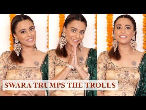 Watch: Swara Bhasker's epic reply to her trolls Mp3