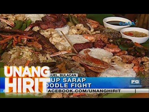 Unang Hirit: Mga laman ng family boodle sa isang resto, alamin!