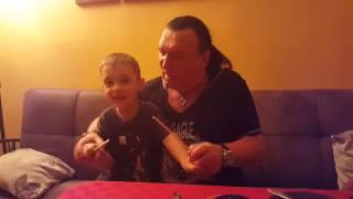 видео: Курбан с внуком зажигают