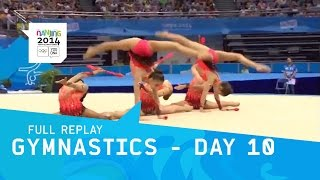 Rhythmic Gymnastics -  Women