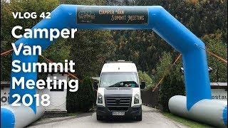 Camper Van Summit Meeting 2018