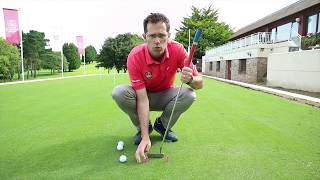 Improve your putting with Sam PuttLab & Custom Fitting