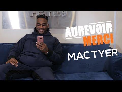 MAC TYER - Aurevoir Merci