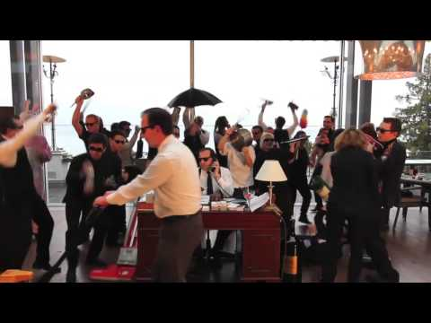 Harlem Shake - Grand Hôtel Suisse-Majestic, Montreux, Switzerland