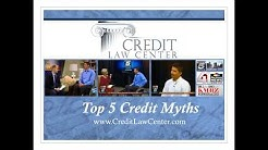 Top 5 Credit Myths - Get Mortgage Ready  ! ! !