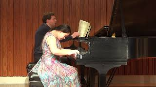 Patricia Zhuge Mendelssohn Concerto No.1 in G minor 1st & 2nd mov.