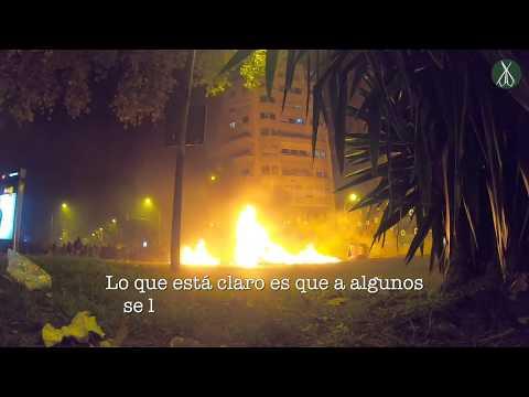 Catalunya tras la sentencia del Procés. Parte II: Noche.