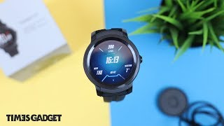 Ticwatch E2, unboxing e prime impressioni