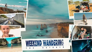 Weekend Wandering - The Outback   Trailer 2