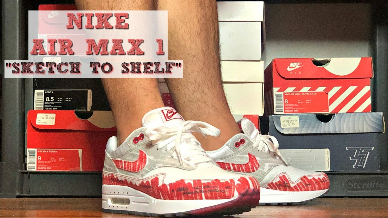 HONEST REVIEW OF THE NIKE AIR MAX 1 TINKER