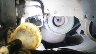 пропала тяга двигателя (диагностика автомобиля Лада Калина)