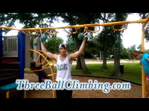 American Ninja Warrior - Training Holds - Drew Drechsel