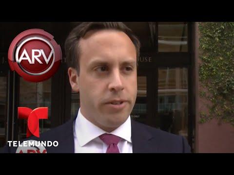 Esteban Loaiza queda bajo custodia federal | Al Rojo Vivo | Telemundo