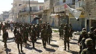 مجزرة للضباط الإيرانيين ولجنود الأسد.. وروسيا من الجو تشاهد جثث حلفائها-هنا سوريا
