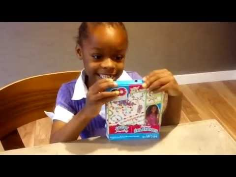 Dollar Store DIY Kids Craft - Super Easy, Fun, Cute Bracelets!!