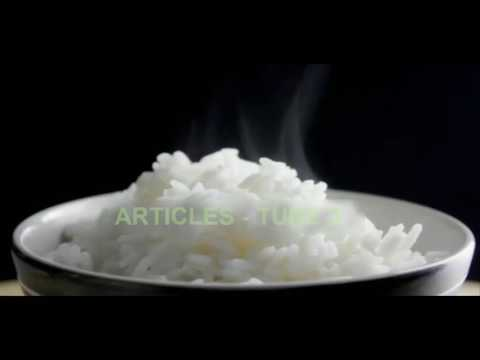 Simple rice cooking hack could reduce calories by 60%