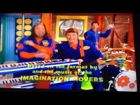 Imagination movers intor