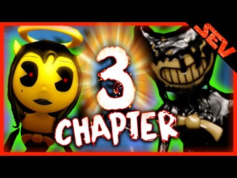 Das KRANKESTE Kapitel! | Bendy And the Ink Machine Chapter 3