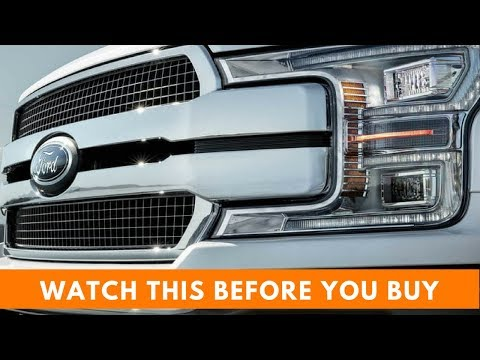 Watch This Before You Buy A New 2018 Ford F 150 What's New Specs Interior Exterior
