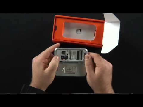 Motorola Backflip Unboxing