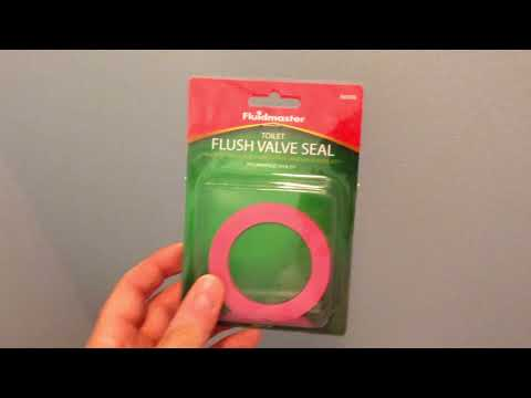 Mansfield 210/211 Flush Valve Seal Fix