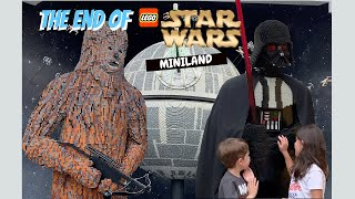 The End of Star Wars LEGO 2011-2020