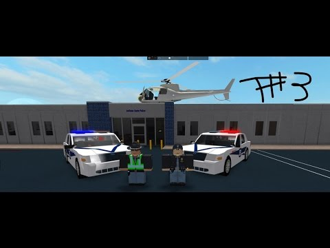 ROBLOX | Action Packed Patrol!! | Indiana State Police Patrol