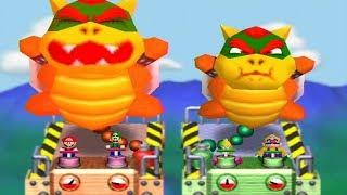 Mario Party 2 - All 2 Vs 2 Minigames