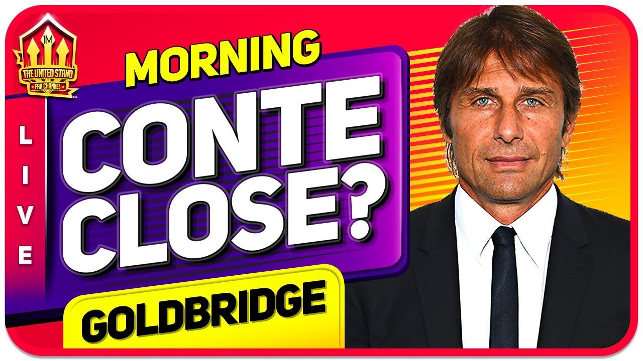 Download RONALDO Wants ZIDANE? CONTE Waiting on UNITED! Man Utd News