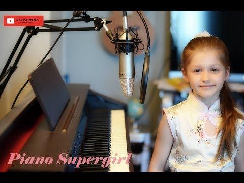 On écrit sur les murs by piano supergirl
