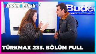 1 Kadın 1 Erkek || 233. Bölüm Full Turkmax