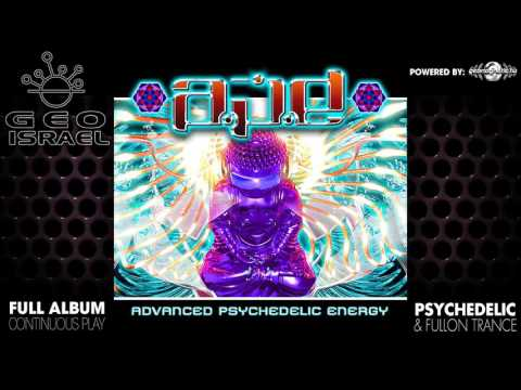 A.P.E. - Advance Psychedelic Energy (geocd034 / Geomagnetic Records) ::[Full Album / HD]::