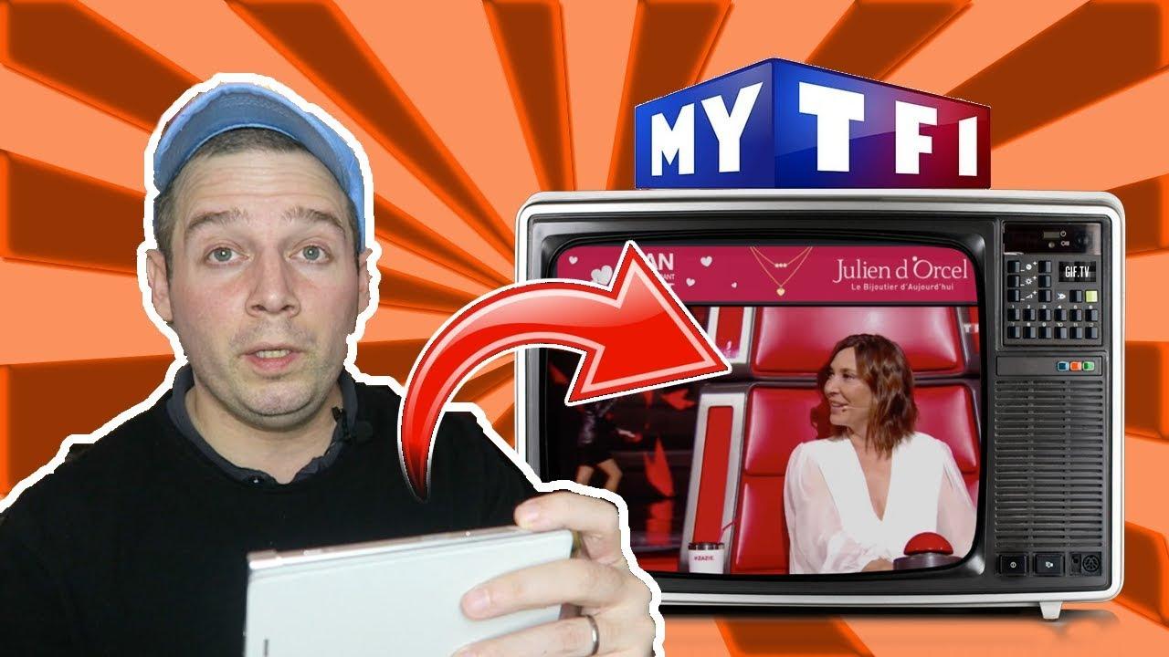 regarder mytf1 le replay de tf1 sur sa tv orange free canal youtube. Black Bedroom Furniture Sets. Home Design Ideas