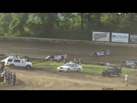 Florence Speedway | 6/24/17 | Southern Nationals Bonus Series | Heat 1