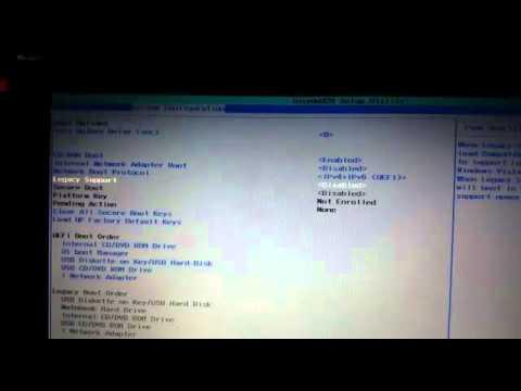 حل مشكلة تثبيت ويندوز 7 على نظام ويندوز 8 و 10