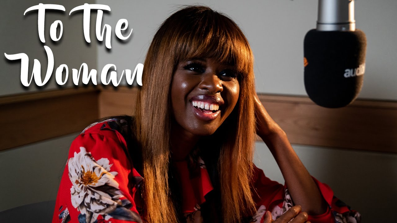 June Sarpong talks about To The Woman Season 2 - YouTube