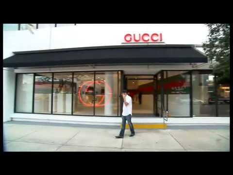 Gucci Icon-Temporary Store, Miami