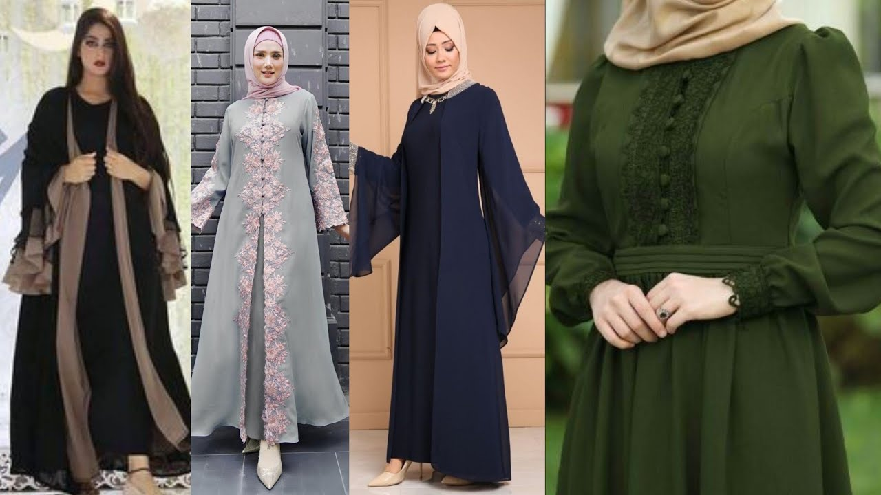 50+ Abaya Designs 2019/Collection Of Abayas/Dubai Collection/Arabic Hijab Burka Fashion