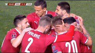 Srbija vs Portugal 2:2 (Mar 28, 2021)   Golovi sa Utakmice HD   SPORT KLUB FUDBAL
