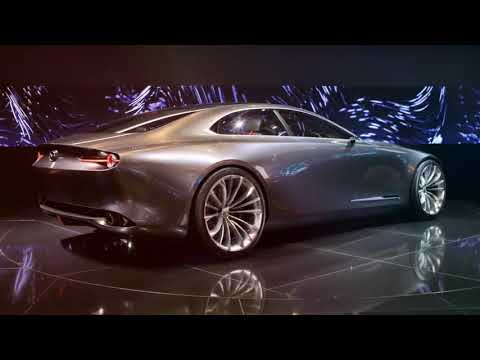 WOW...!!!  2019 Mazda Vision Coupe - Best Car Concept in the Year..!!
