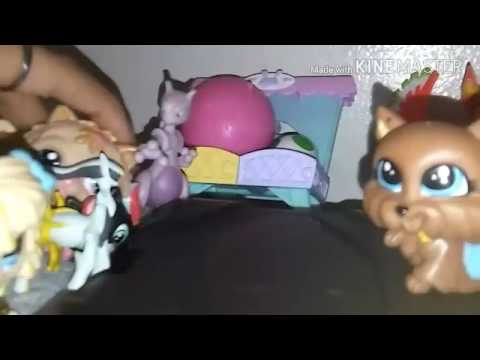 Lps movie Lillie and her children, Golden pepsi commercial, and pokemon sun and moon battle