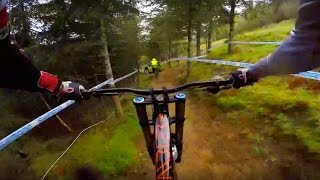Claudio Caluori's Muddy GoPro Course Preview in France | UCI Mountain Bike World Cup 2016(Relive the UCI MTB World Cup Insanity from Lourdes, France: http://win.gs/UCIFrance The UCI Mountain Bike World Cup is BACK for 2016, and so is our ..., 2016-04-08T22:33:54.000Z)