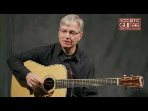 Blueridge BR-180A Review from Acoustic Guitar