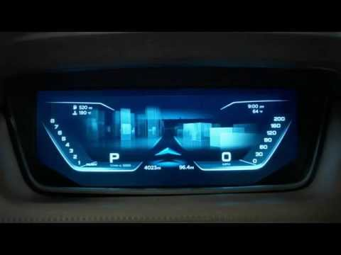 New 2015 Audi Prologue Interior - Part 1