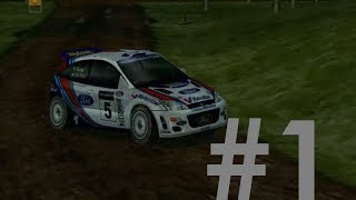 Colin Mcrae Rally 2.0 - Prezentacja Aut #1: Ford Focus