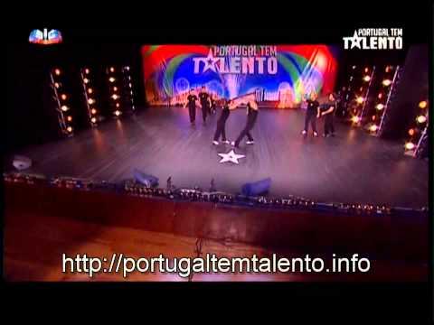 Portugal tem talento  Mad Stunts Duplos de acção